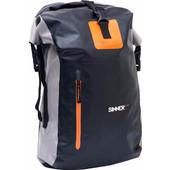 Sinner Hunter Waterproof Backpack Black/Orange
