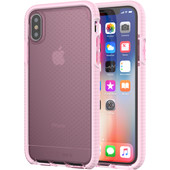 Tech21 Evo Check Apple iPhone X Back Cover Roze