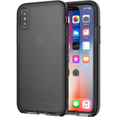 Tech21 Evo Check Apple iPhone X Back Cover Zwart