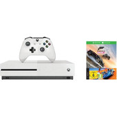 Microsoft Xbox One S 1TB Forza Horizon 3 Hot Wheels Bundel