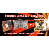 Pokemon Ultra Sun Steelcase Edition 3DS