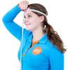 visual Coolblue P2us Blood/Orange Matte (51 - 55 cm)