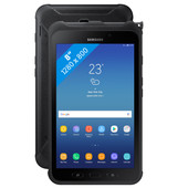 Samsung Galaxy Tab Active2 Wifi Zwart BE