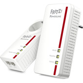 AVM FRITZ!Powerline 1260E Set WiFi 1200 Mbps 2 adapters