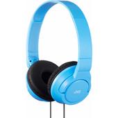 JVC HA-S180 Lichtblauw