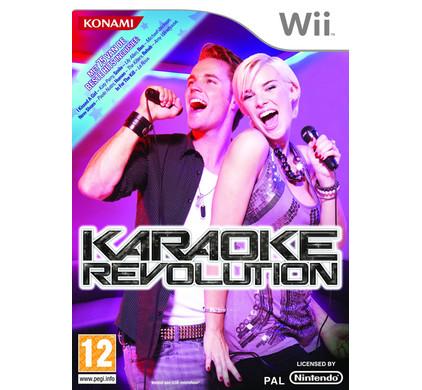 Karaoke Revolution Wii