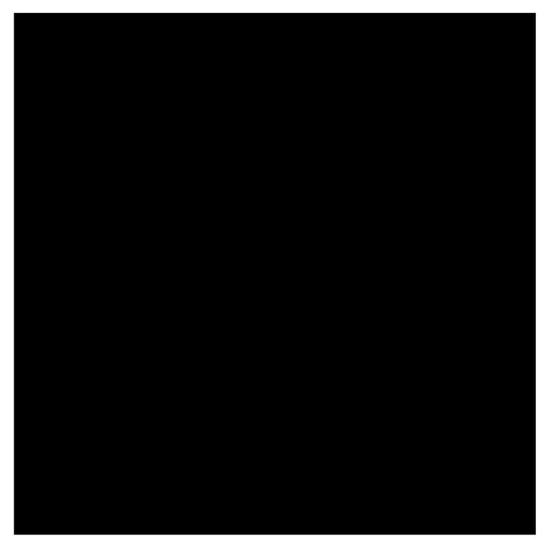 Falcon Eyes Achtergrondpapier 20 Black 1,35 x11m
