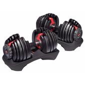 Bowflex SelectTech 552i 2x 23.8 kg