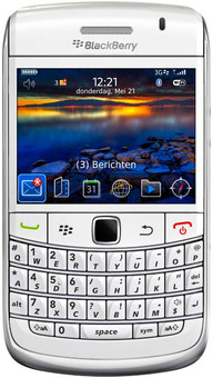 BlackBerry Bold 9700 White QWERTY