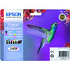 Epson T0807 6 Color Multipack