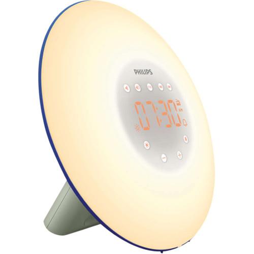 Philips Wake-Up Light HF3506/20 Blauw