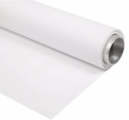 Bresser Vinyl Wit Mat 2x6m Rol Achtergrond