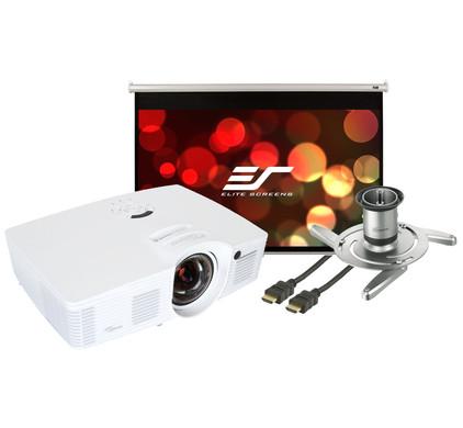 Bioscoop en gaming pakket - Optoma GT1070Xe