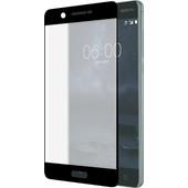 Azuri Nokia 5 Screenprotector Curved Gehard Glas Duo Pack