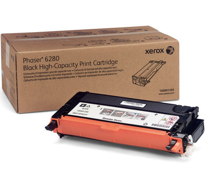 Xerox 6280 Toner Black High Capacity 106R01395