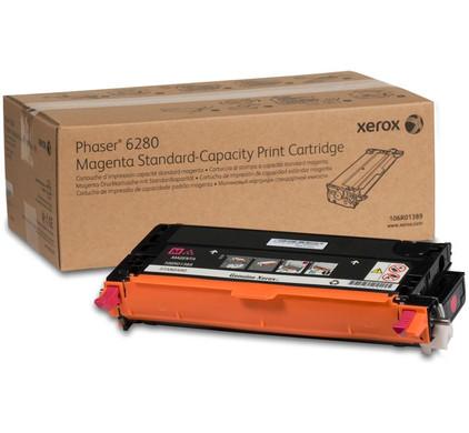 Xerox 6280 Toner Magenta (rood) 106R01389