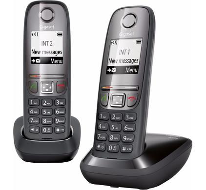 Gigaset A475 Duo Zwart