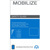 Mobilize Safety Glass Wiko View Screenprotector