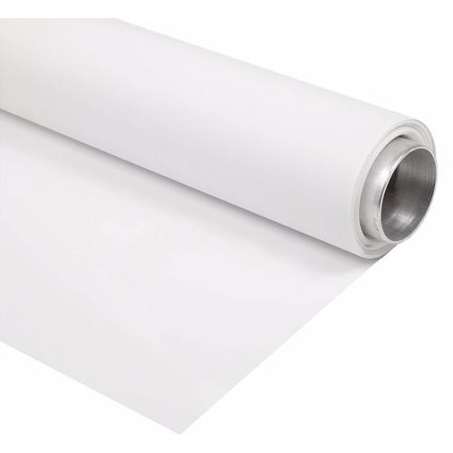 Bresser Vinyl Wit Mat 2,9x6m Rol Achtergrond