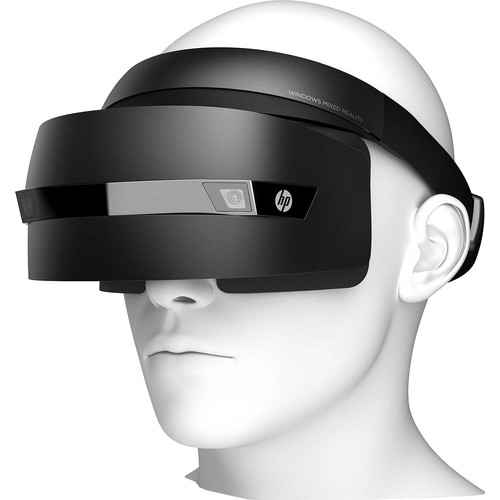 HP Windows Mixed Reality VR Headset Developer Edition