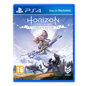 Horizon: Zero Dawn Complete Edition PS4