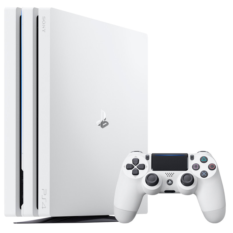 Sony PlayStation 4 Pro 1 TB Wit kopen