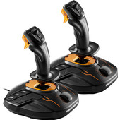 Thrustmaster T.16000M FCS Space Sim Duo Flight Sticks