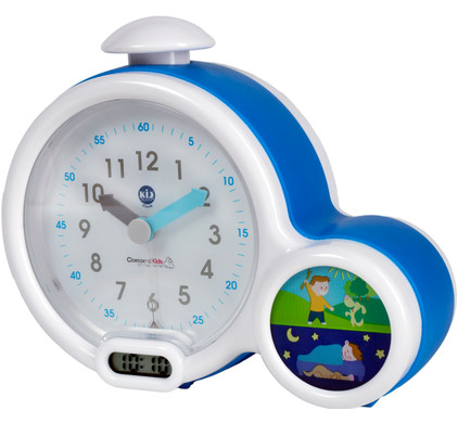 Kid'Sleep Klok Blauw
