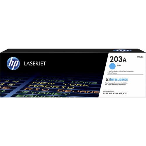 HP 203A Toner Cyaan (CF541A)