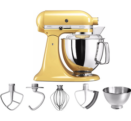Kitchenaid Artisan Mixer 5ksm175ps Pastelgeel Coolblue