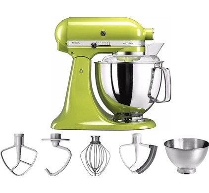 kitchenaid robot p tissier artisan 5ksm175ps vert pomme coolblue tout pour un sourire. Black Bedroom Furniture Sets. Home Design Ideas