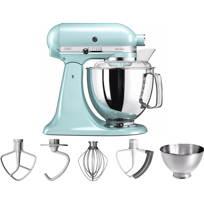 KitchenAid Artisan Mixer 5KSM175PS IJsblauw