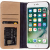 Decoded Leather Wallet Apple iPhone 6 Plus/6s Plus/7 Plus/8 Plus Book Case Beige