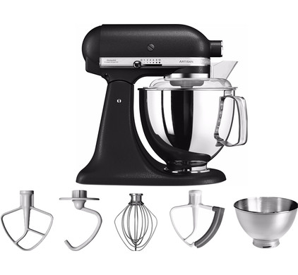Kitchenaid Artisan Mixer 5ksm175ps Vulkaanzwart Coolblue