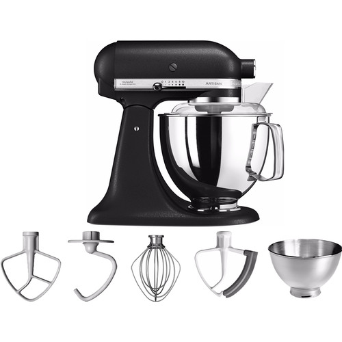 KitchenAid Artisan Mixer 5KSM175PS Vulkaanzwart