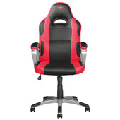 Trust GXT 705 Ryon Gaming Stoel Zwart/Rood