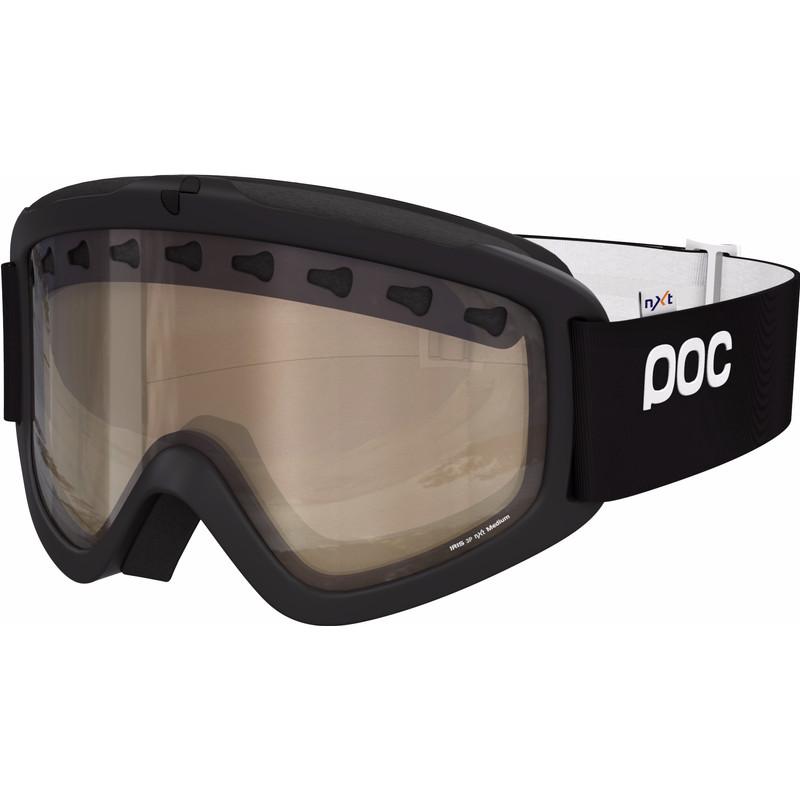 POC Goggles Iris zwart Gepolariseerd