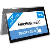 HP Elitebook X360 1030 G2  i5-8gb-256ssd + 4G