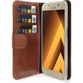 Valenta Booklet Classic Luxe Samsung Galaxy A5 (2017) Book Case Bruin