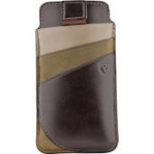 Valenta Pocket Supreme Apple iPhone 6 Plus/6S Plus/7 Plus/8 Plus Pouch Bruin