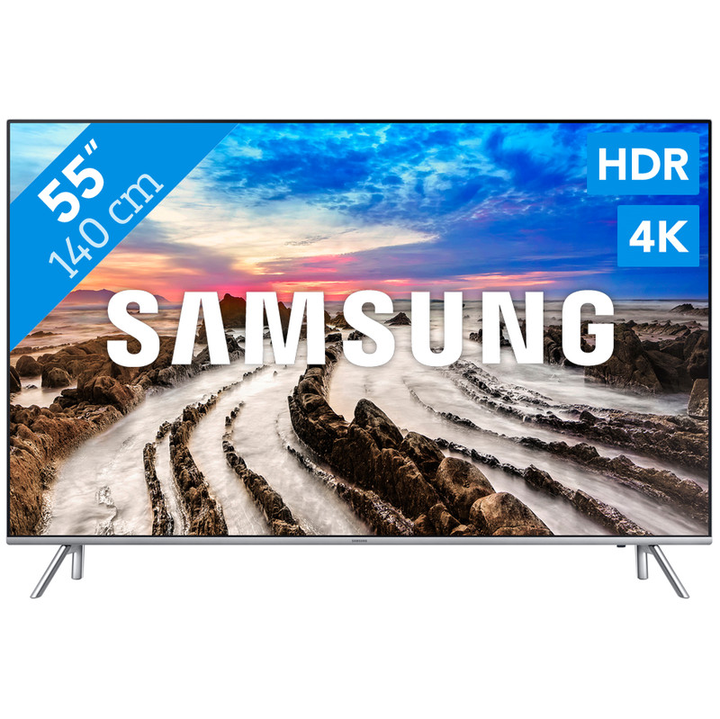 Dagaanbieding: Samsung UE55MU7000