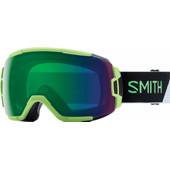 Smith Vice Reactor Split + Everyday Green Mirror Lens