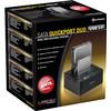 verpakking SATA QuickPort Duo USB 3.0