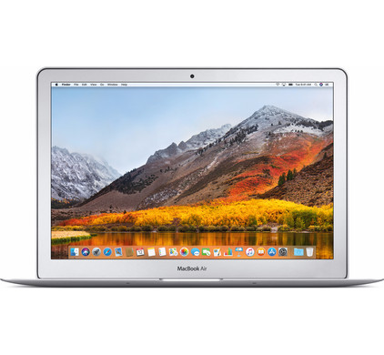 "Top 10 laptops 2018 - MacBook Air 13,3"" (2017) MQD32N/A"