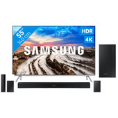 Samsung UE55MU7000 + Samsung HW-K470