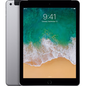 Apple iPad (2017) 32 GB Wifi + 4G Space Gray