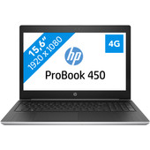 HP ProBook 450 G5  i5-8gb-256ssd + 4G Azerty