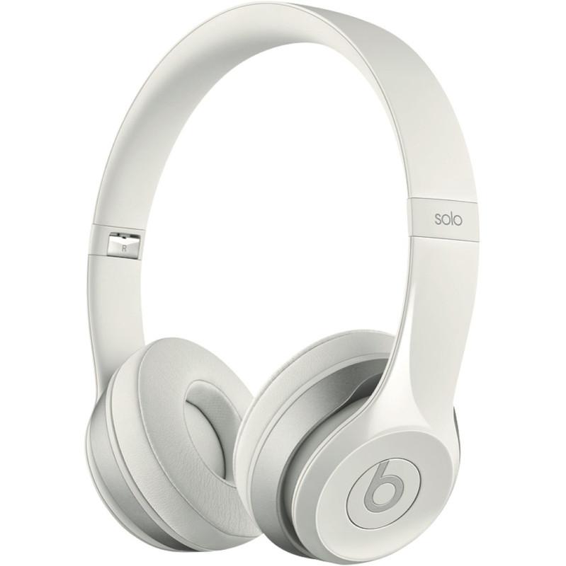 Beats Solo² On Ear Oordopjes Vouwbaar, Headset Wit