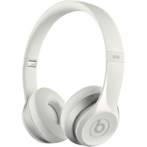 Beats Solo2 On-Ear Headphones Luxe Edition Wit