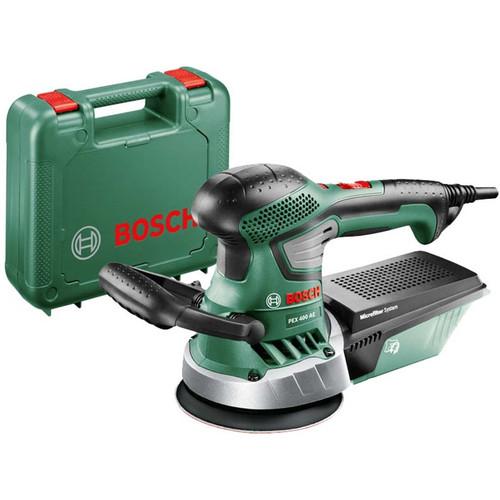 Bosch PEX 400 AE Schuurmachine